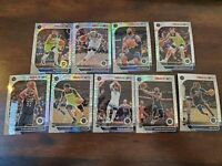 2019-20 NBA Hoops Premium Stock Minnesota Timberwolves Pulsar Prizm Team Set KAT