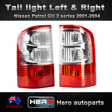 A Pair Rear Lamps Nissan Patrol 10/01-08/04 Tail Lights GU2 series 01 02 03 04