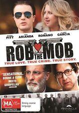 Rob The Mob (DVD, 2015)