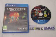 MINECRAFT PLAYSTATION 4 PS4 (envoi suivi, vendeur pro)