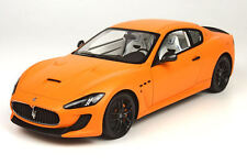 TOP MARQUES Maserati Granturismo MC 100th Anniversary Orange 1:18 LE 20pcs RARE!
