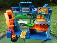 Imaginext Disney Pixar Toy Story 3 Tri County Landfill Playset Fisher Price Toys