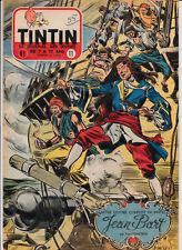 Tintin n°11 1955 avec EA Le secret de l'homme en noir H.Vernes (Bob Morane)
