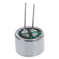 10 pezzi 9,7 millimetri x 7mm 2 Pin MIC Capsula Condensatore a elettrete mi U2I7