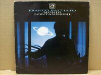 Franco Battiato - Mondi Lontanissimi - LP - 33 RPM - LA VOCE DEL PADRONE 1985