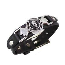 Death Note Bracelet Logo Skull Wristband