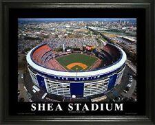 NEW YORK METS @ OLD SHEA STADIUM  22X28 FRAME