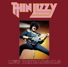 Thin Lizzy - Life Rehearsals (2Cdr) 1983 In London Hard Rock Brian Robertson