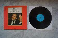 GLENN GOULD .BACH PARTITAS LP 1974 BAROQUE VALEUR +