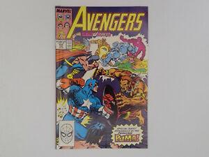 Avengers #304 Marvel Comics 1989 VF/NM Vs. The U-Foes! Puma
