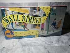 Vintage Wall Street Board Game 1986 Thomas Games Investments