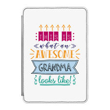 This Is What an Awesome NONNA si presenta COME CUSTODIA COVER per Kindle 6 ""