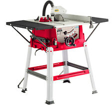 "10"" Bench Table Saw with Legstand Side Extensions & TCT Blade 230v 1800w Motor"