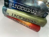 Divergent Series by Veronica Roth FULL SET 1-3 (2013, Hardcover)
