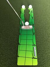 Eyeline Golf Putter total avc Système. Practice Training Aid....