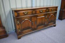 Unbranded Antique Style Oak Sideboards, Buffets & Trolleys