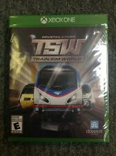 Train Simulation World (TSW) Dovetail Games Xbox One NEW Factory Sealed