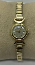 Tissot 18k Gold Womens Watch