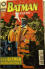 BATMAN LEGEND n°3 (Kiosque, SEMIC 1996) ,VENDS D'AUTRES N° DE BATMAN !