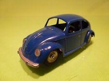 GAMA MINI-MOD VW VOLKSWAGEN BEETLE - BLUE 1:43 - GOOD CONDITION