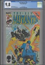New Mutants #37 CGC 9.8 Marvel 1985 Comic Chris Claremont  :NEW CASE