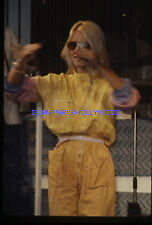 SYLVIE VARTAN 1990s DIAPOSITIVE DE PRESSE VINTAGE ORIGINAL SLIDE #69