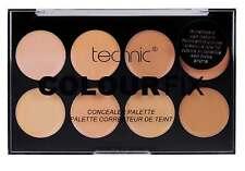 Technic Colour Fix Cream Concealer Palette 8 Shades Conceal Contour