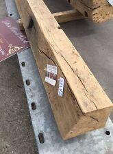 AWESOME Chunky Timber Reclaimed English Oak Beam - (No 81) 4.35m Length 20x20cm