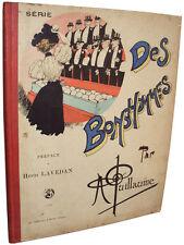 Albert Guillaume: Des Bonshommes, 2ème série - H. Simonis Empis, cartonnage
