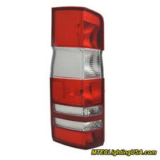 TYC Left Side Tail Light Assembly for Mercedes Benz Sprinter 2500 3500 10-14