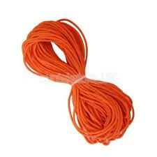 3mm 20M Orange Reflective Guy Line Cord Tent Rope Runner Camping Paracord