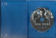 Total Recall (Blu-ray Disc) 2012 (1 Blu-ray movie)-WITH CASE-NO PAPER INSERTS