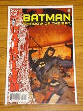 BATMAN SHADOW OF THE BAT #74 VOL2 DC COMICS CATACLYSM MAY 1998