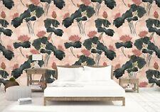 3D Lotus Painting 14289Na Wallpaper Wall Murals Removable Wallpaper Fay