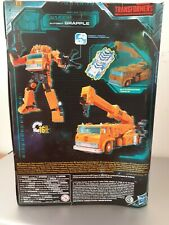 MSIB,Transformers Earth Rise War For Cybertron Grapple, brand new