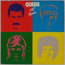 QUEEN: Hot Space US Orig Elektra DJ PROMO Vinyl LP Superb NM- w/ David Bowie