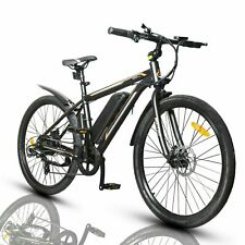 """26""""36V 350W Litium ION Electric Bicycle e-Bike Shimano 7 speed Removable Battery"""