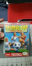 Brand new Tecmo Cup Soccer (Nintendo Entertainment System, 1992). Check pics