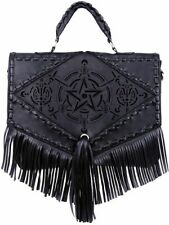 Restyle Boho Witch Tas Satchel Bag Gothic Occult - NEW