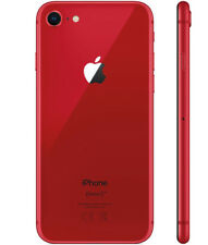 NEW IPHONE 8 REPLACEMENT BACK REAR HOUSING & FRAME BATTERY COVER RED