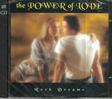 Time Life  Power Of Love  Rock Dreams 2 X CD   TL620/27  NEW & SEALED