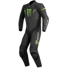 Monster MotoGp Motorbike/Motorcycle Racing Leather1or 2 Piece Suit All Sizes