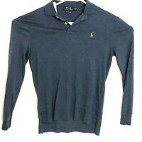 Polo Ralph Laren Pima Soft Touch Long Sleeve Shirt Mens Size Small