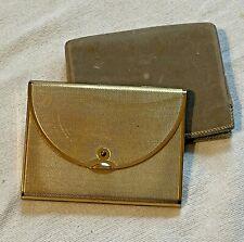 Vintage Cody Gold Envelope Mirror Compact (no Powder)