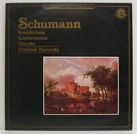 "Schumann Kreisleriana Kinderscenen Toccata Vladimir Horowitz 12 "" LP (f761)"