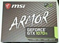 SCHEDA GRAFICA  ARMOR NVIDIA GPU GeForce GTX 1070 Ti  8GB  - ELETTRONICA 3017