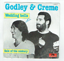 "GODLEY & CREME Vinyle 45T 7"" WEDDING BELLS -SALE OF THE CENTURY -POLYDOR 2059471"