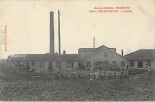 CPA 54 CHENEVIERES L'USINE (cpa pas courante