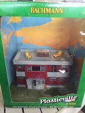 Bachmann #45315 O Apartment  Built-Up Building