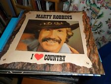 MARTY ROBBINS I LOVE COUNTRY